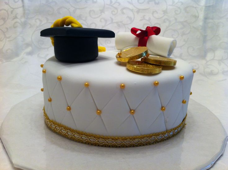 mini tortas para graduacion - Buscar con Google