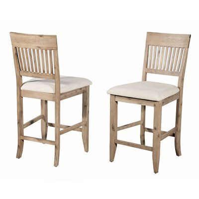 Comfort & Simplicity yet can do anything with different seat fabric...Alpine Furniture 8812-04 Aspen Pub Chairs (Set of 2)