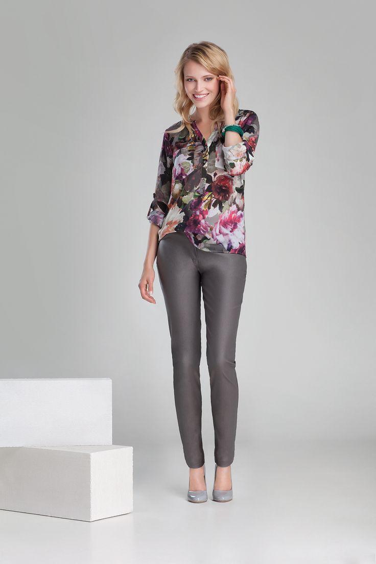 Nowa kolekcja #danhen #jesienzima2014 #fw2014 #fashion  #flowers