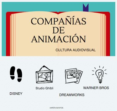CINEDUMOTION: 4 Compañías de animación.