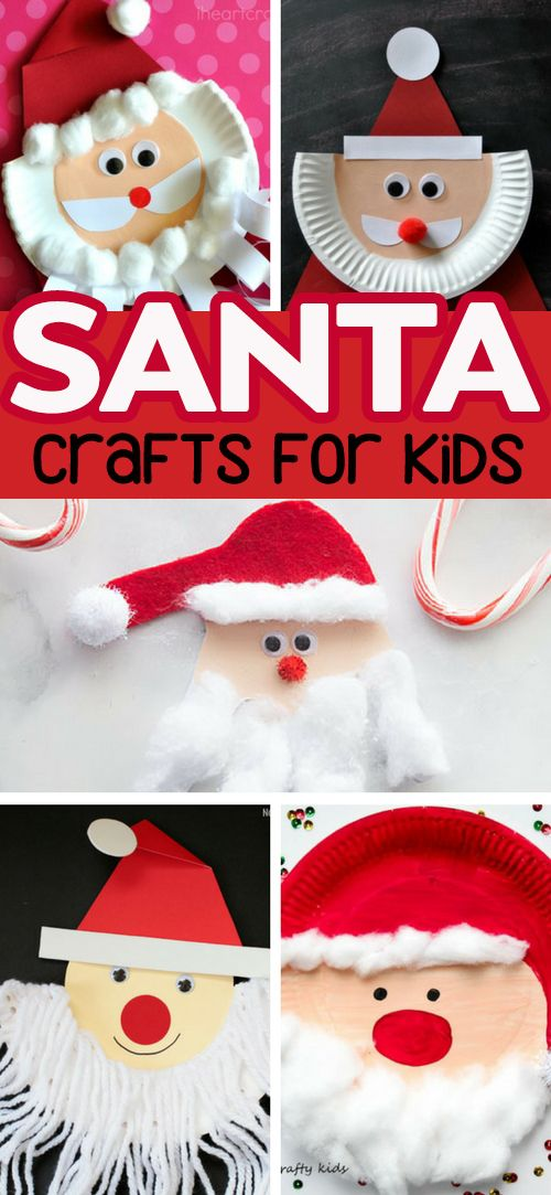 50 Christmas Crafts for Kids 2809 best