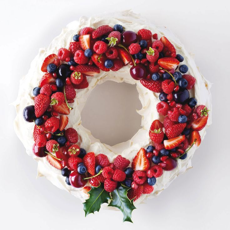 Great Christmas pavlova | Cuisine - Food, Wine & Good Living, ,