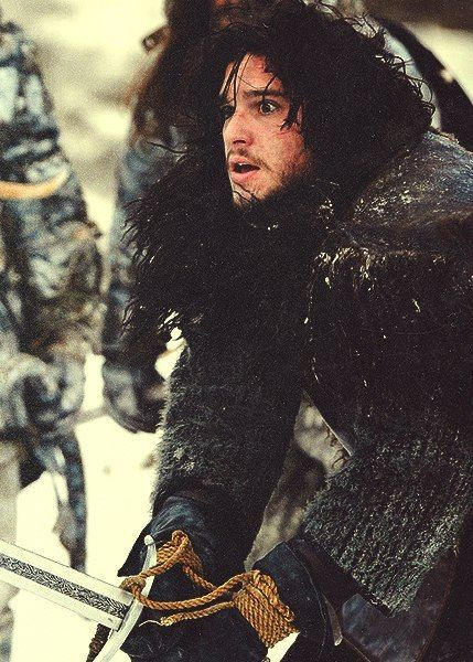Jon Snow, learning things in Game of Thrones