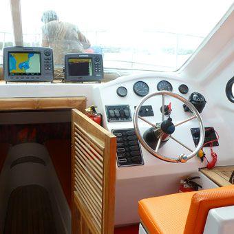 Boat Navigations...