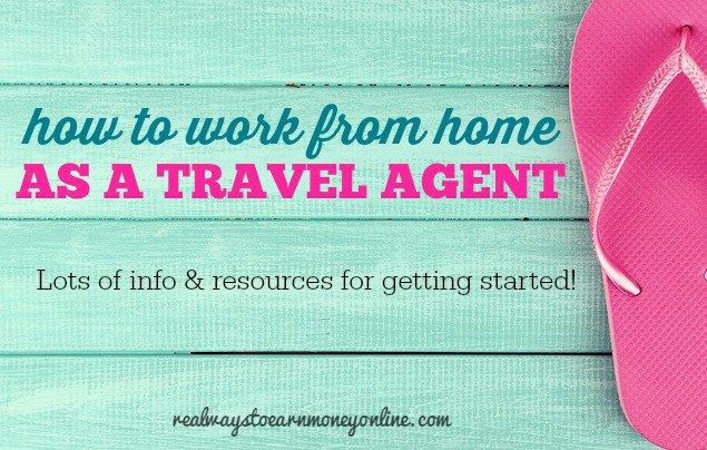 At Home Disney Travel Agent Jobs