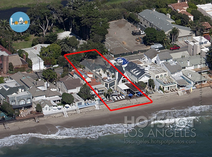 Jim Carrey has listed his Malibu beach front home at the Malibu Colony for $1...