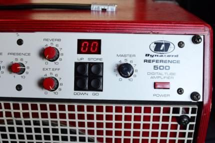 Dynacord Reference 500, Röhren-Amp, Made In Germany, Combo in Nordrhein-Westfalen - Lüdenscheid | Musikinstrumente und Zubehör gebraucht kaufen | eBay Kleinanzeigen