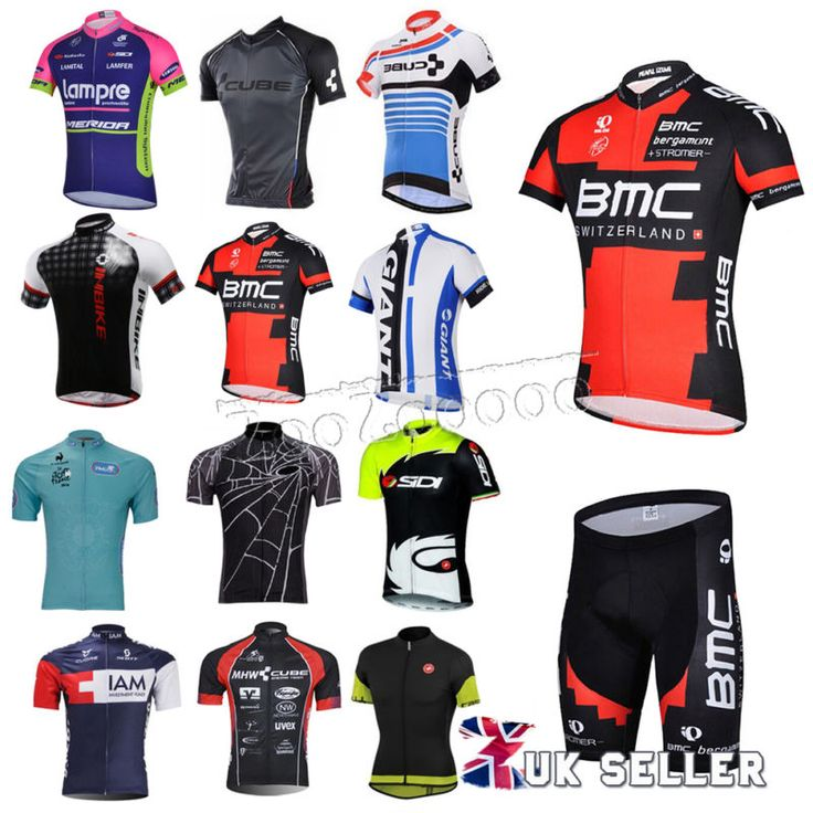 New mens team #cycling jersey bib #shorts kits #bicycle casual tops #short sleeve,  View more on the LINK: http://www.zeppy.io/product/gb/2/191948692155/