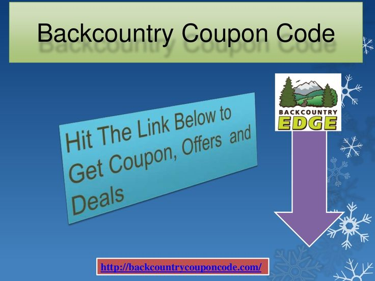 However, expensive outdoor equipment can keep a lot of us from doing what we love. Luckily you can use a cbsereview.ml coupon code to get your favorite outdoor equipment for a great price. The right cbsereview.ml coupon code can keep you geared up and ready to .
