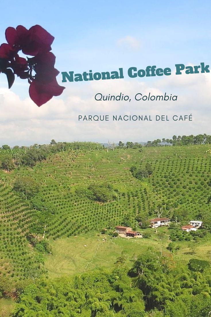Parque Nacional del Café  Quindio, Colombia