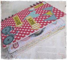 Náš prázdninový deník :-) | Já a mé tvořivé já...