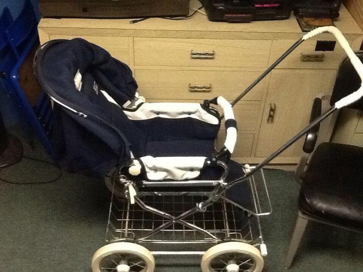 Vintage Emmaljunga Baby Stroller Love Baby Prams
