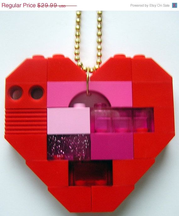 ON SALE Collectible heart Single thickness by MademoiselleAlma, $20.99 #VALENTINE