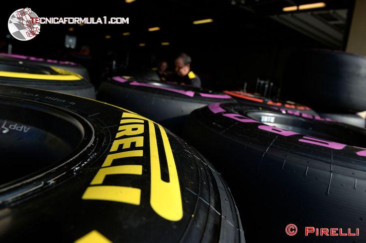 Hembery: «Hemos visto muchos de los planes de hoy influenciados por la elección de neumáticos antes de la carrera»  #F1 #AbuDhabiGP