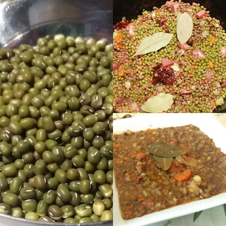 Soja verde o judía mungo ideal para guisos  https://momentosconsabor.wordpress.com/2016/11/06/guisado-de-lentejas-pardina-y-soja-verde-o-judia-mungo/?preview=true