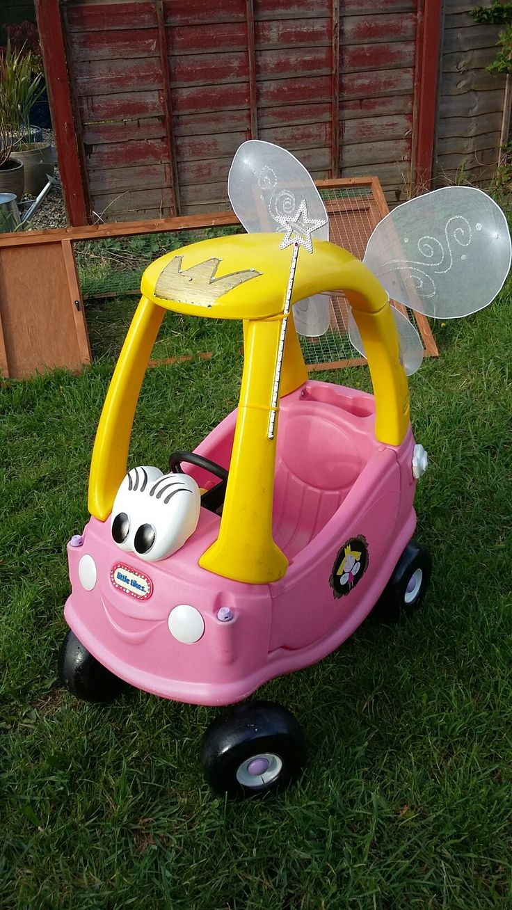 Holly Fairy (Ben & Holly) Coupe