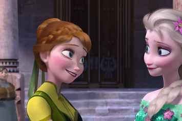 """There's A New """"Frozen"""" Song And It's Absolutely Adorable"""