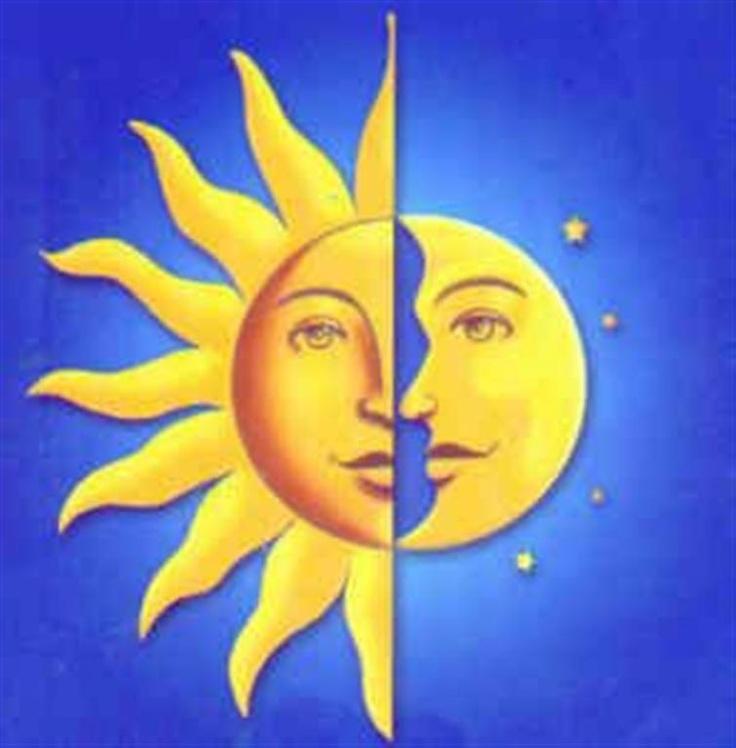 se aman el sol y la luna