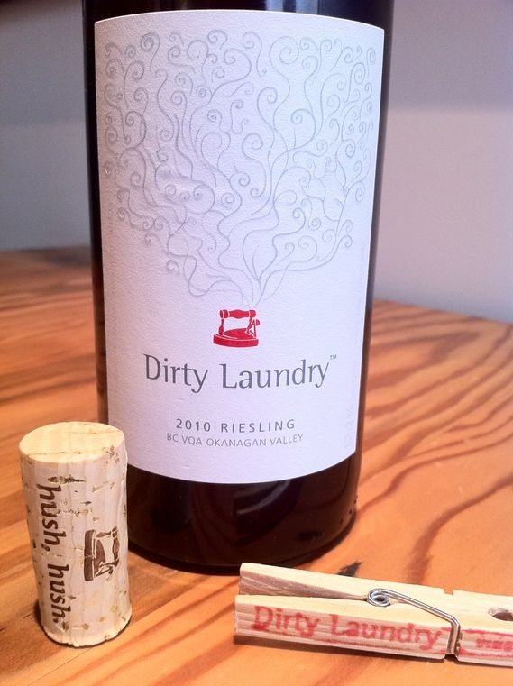 Dirty Laundry, winery in BC's beautiful Okanagan Valley... one of my number one favorites!