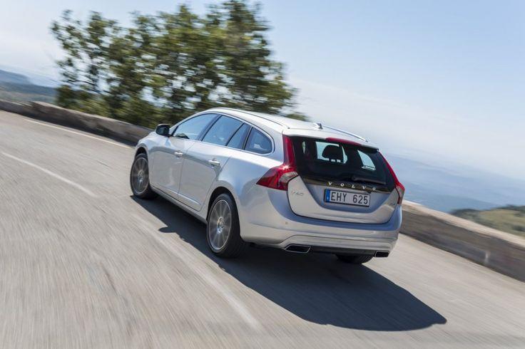 2015 Volvo V60 fuel cell