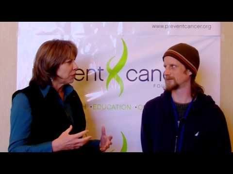 VIDEO: Prevent Cancer's Jan Bresch talks with Chip Vogel about the AGDQ Marathon