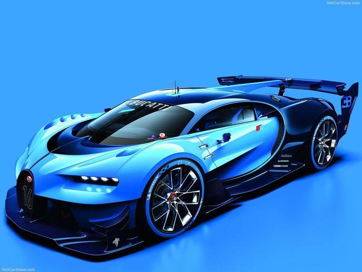 A Bugatti confirmou que o seu carro conceito