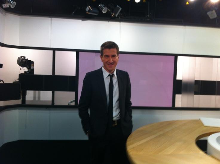 Matthieu Pigasse, Directeur de la Banque Lazard prochainement dans l'émission.