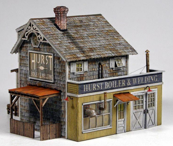 best images about model trains models vilius s scale modeling endeavors hurst boiler and welding by bar mills