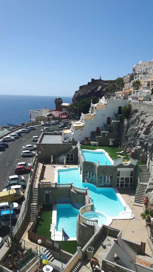 Pin By Sunshine Properties Of The Canary Islands On Apartments For In Gran Canaria One Bedroom Apartment