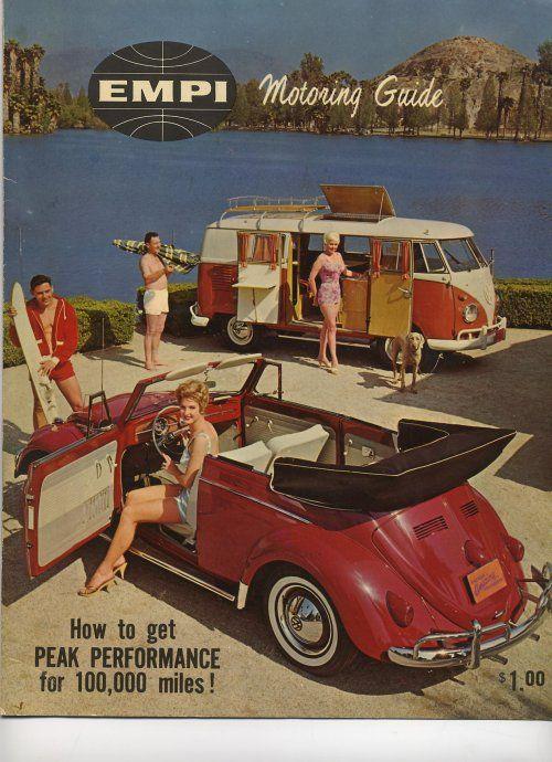 1963 EMPi Catalog