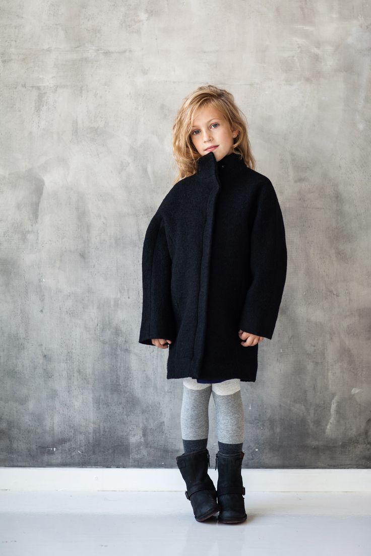 Zazou Miniature - kids brand Winter coat #kidsfashion#kidsbrand#coat#