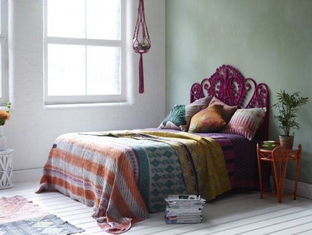 les 92 meilleures images propos de boh me sur pinterest. Black Bedroom Furniture Sets. Home Design Ideas