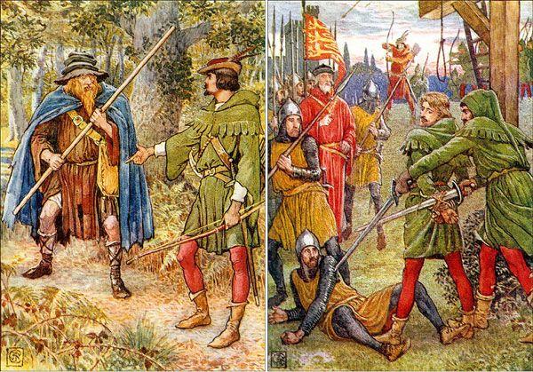 Robin Hood iz Shervyda1 Робин Гуд   злой гений Англии