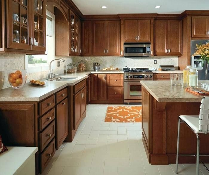 Used Kitchen Cabinets Winnipeg In 2020 Cherry Cabinets Kitchen Traditional Kitchen Design Used Kitchen Cabinets