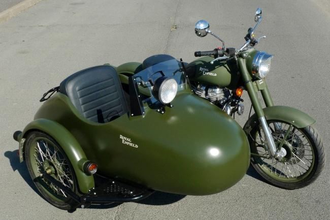 royal enfield sidecar military this would be so fun