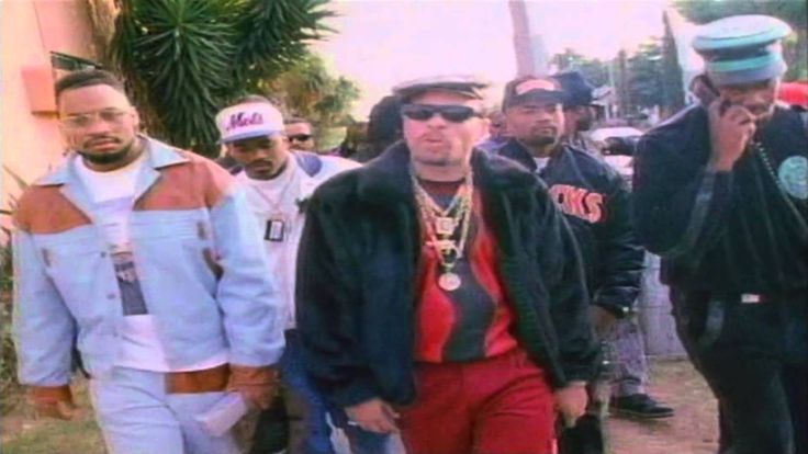Who remember this?        Ice-T - New Jack Hustler (HD / Dirty)