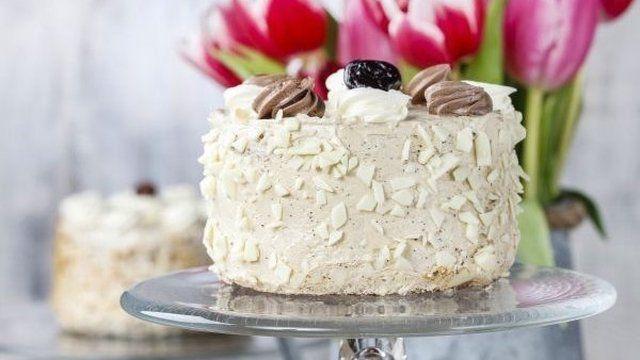 Pripravte si rýchly krém na tortu.