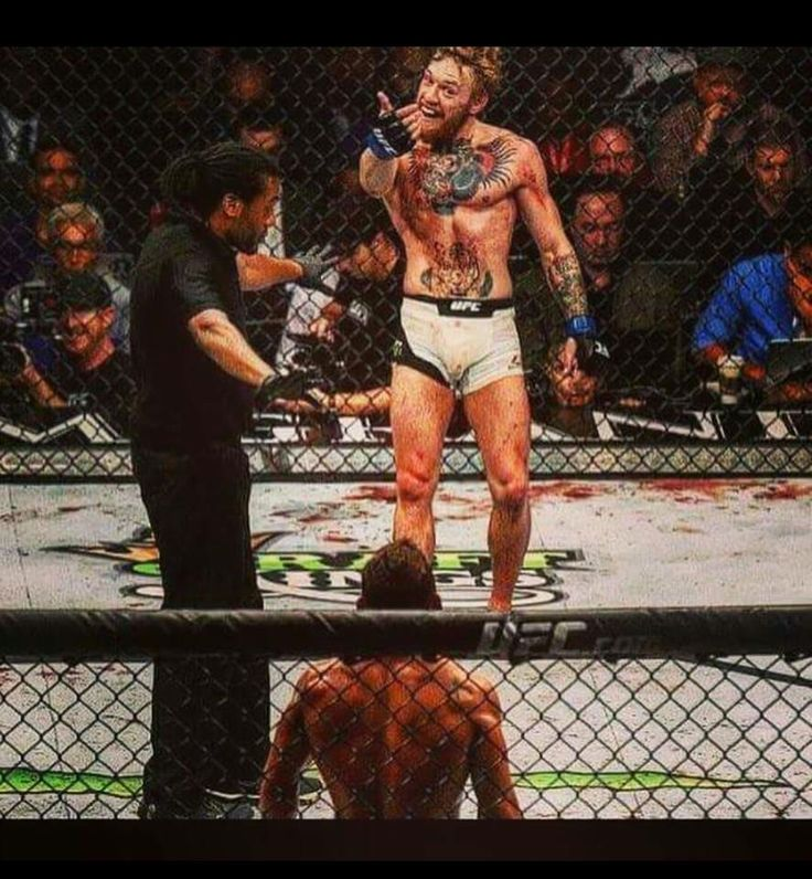 Image result for conor mcgregor taunting 189