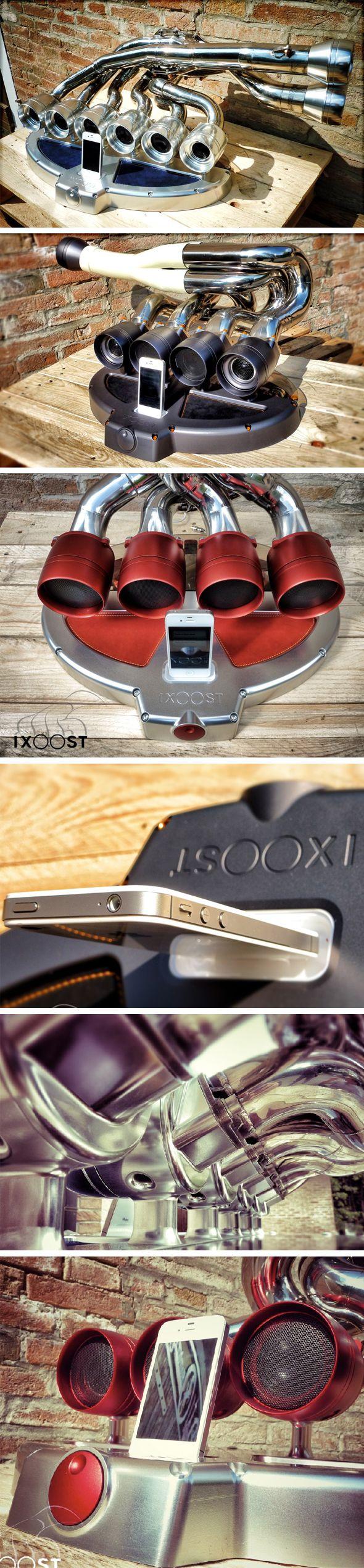 Système audio original Ixoost
