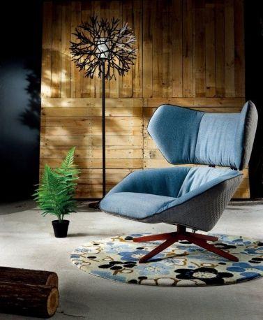 Fotel Maleba, fotel relaksacyjny, fotel do salonu, fotel do kominka
