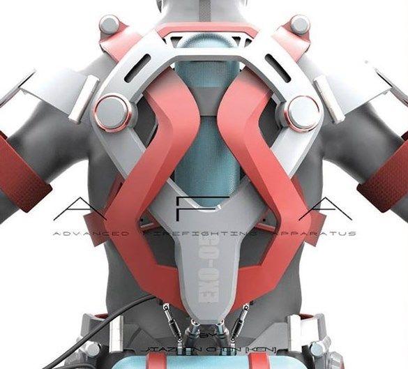 Projeto de exoesqueleto transforma bombeiros no Homem de Ferro - TecMundo