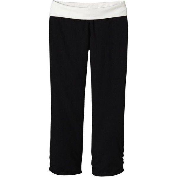 See this and similar Patagonia clothing - Great for yoga and beyond, these stretchy capri-style pants are made of organic cotton and spandex. Soft organic cotto...