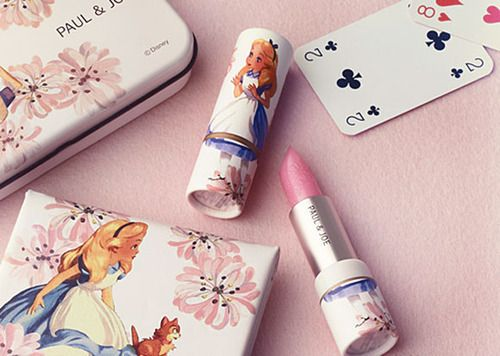 Am embracing my inner child with this super cute Alice in Wonderland collection by Paul & Joe
