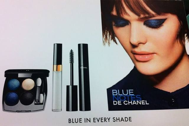 Chanel Blue Notes de Chanel 2015 Summer Collection