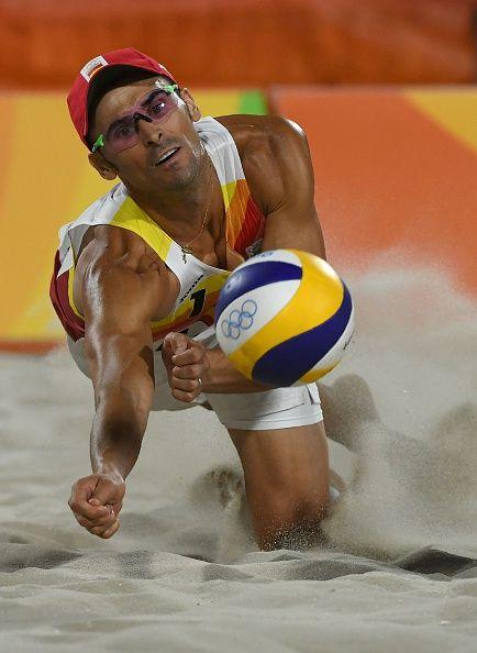 пабло меана волейбол фото потом устроилась