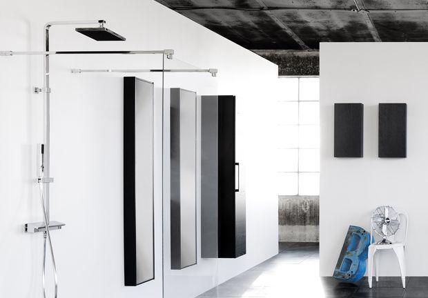 Takdusch som matchar duschväggarna i ARC-serien från INR.