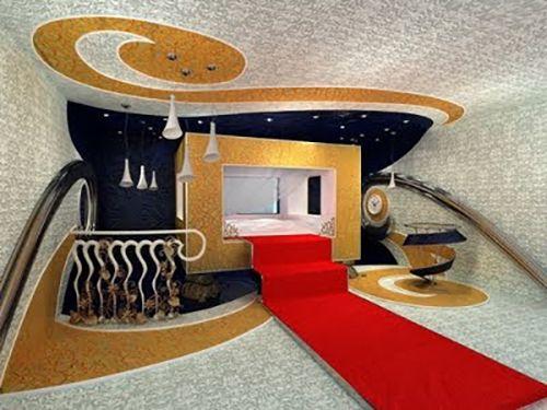 18 best Crazy Bedrooms images on Pinterest | Amazing bedrooms ...