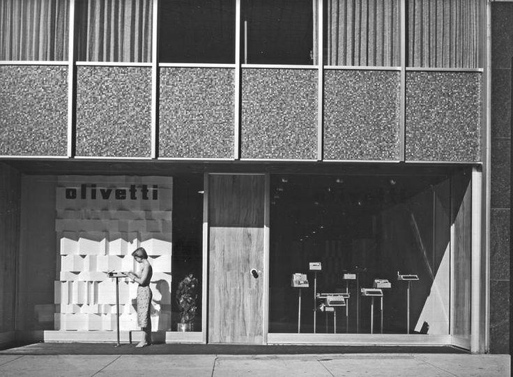 Negozio Chicago Olivetti #Olivetti