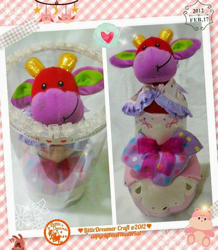 {2012○feb} ♡LDC Newborn Baby' hamper/ gift