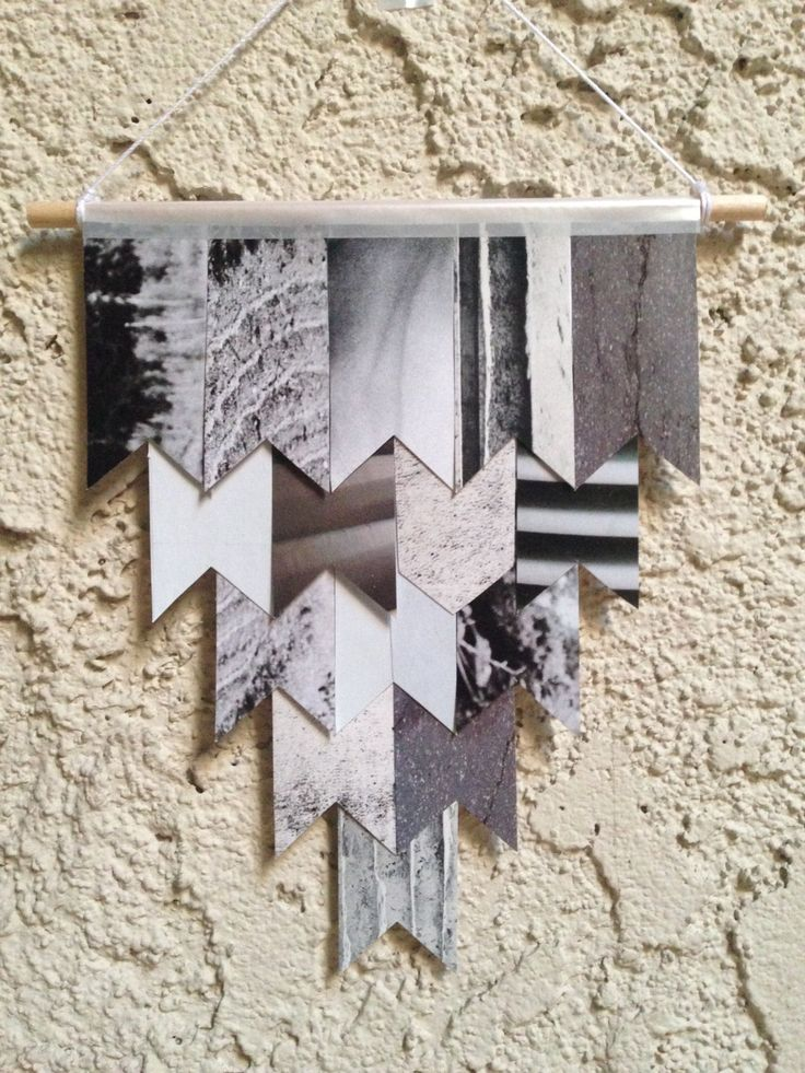 Black/White Mixed Print Wall-Art by ProjectOGrahipcs on Etsy